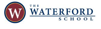 Waterford School Logo
